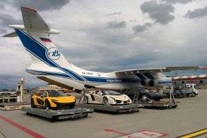 Elképesztő luxusautó-gyűjteményt foglaltak le