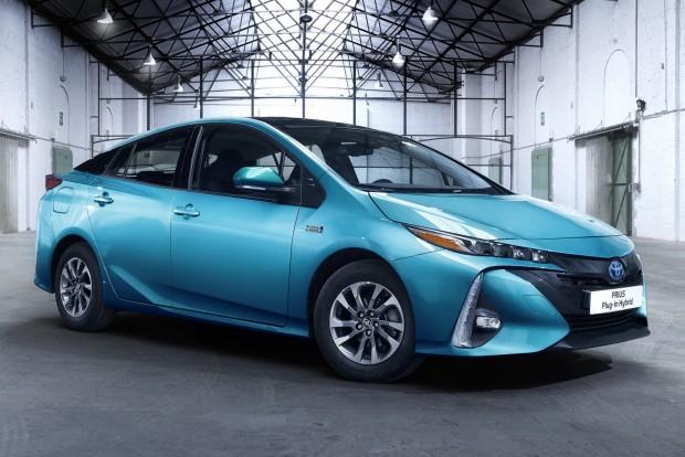 Zöld autó díj: Toyota Prius