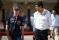 F1: A Merci-főnök telefonon nevelte Verstappent