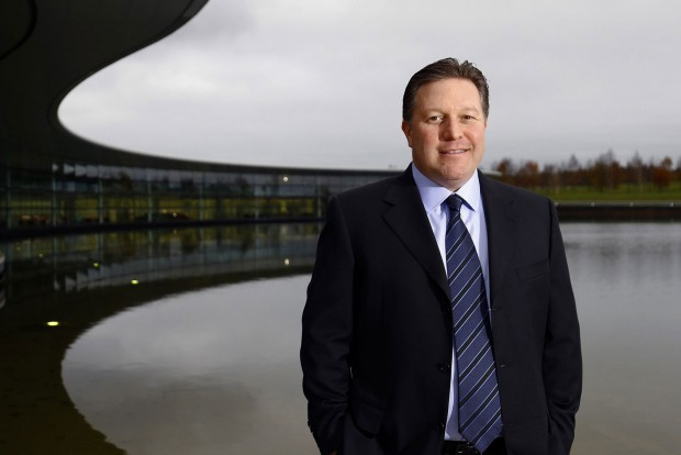 F1: Itt az új McLaren-vezér