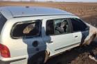 Aljas támadás egy lerobbant autó ellen Nagykőrösön