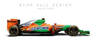 Így néznének ki a Forma-1-es autól Le Mans-i gúnyában