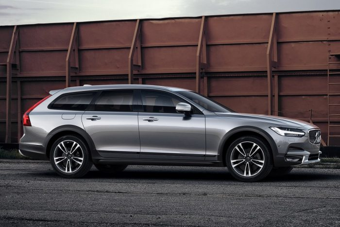 Volvo V90 Cross Country with Polestar Performance Optimisation