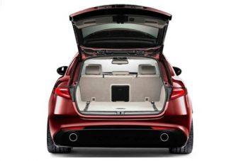 Fotókon az Alfa Romeo szuperkombija