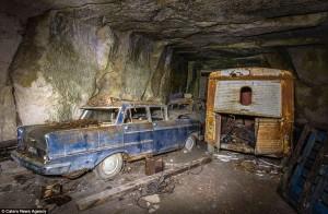 70 év után leltek rá ezekre az autókra
