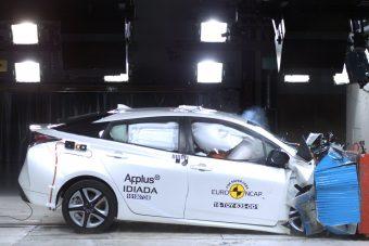 Nincs ezeknél biztonságosabb autó Európában