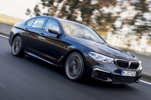 Itt az új BMW 5 átmeneti csúcsmodellje