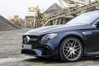 Vezettük: Mercedes-AMG E 63 S 4MATIC+