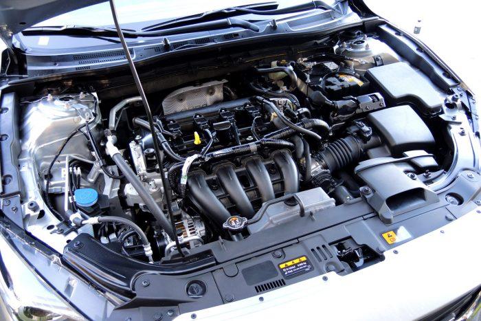 A magyar Mazda3 veveők kedvence a 2,0 literes benzinmotor