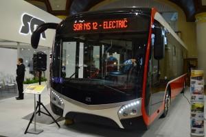 Elektromos buszt álmodott meg a Škodák tervezője