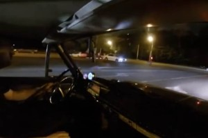 Az öreg Zsiguli valósággal megalázta a Nissan GT-R-t