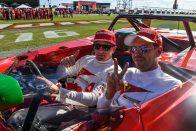 F1: Mindkét pilótáját elveszítheti a Ferrari