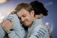 F1: Így közölte Rosberg a visszavonulást a főnökkel