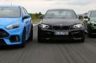 Ford egy BMW és egy Mercedes ellen