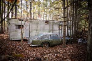 Kincset találtak egy amerikai erdőben
