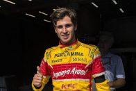 F1: Új pilótát igazolt a Ferrari