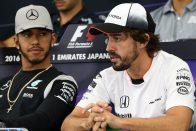 F1: Alonsót sem zárja ki a Mercedes-főnök