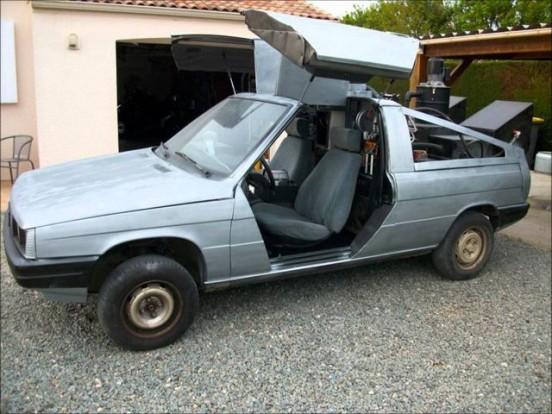 Tiszta DeLorean