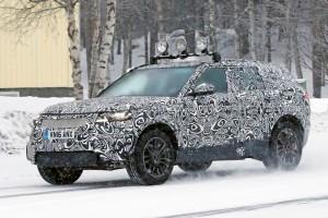 Ez a Range Rover szembeszáll az X4-essel