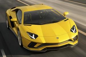 Még tökéletesebb lett a Lamborghini Aventador