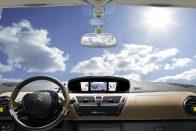 Az autóipar legmenőbb szélvédői