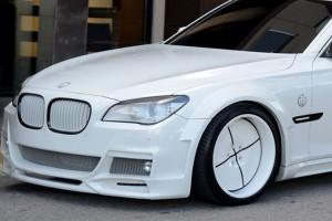 Ennyire szürreális BMW-t még nem láttunk