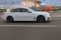 Vezettük: BMW 5-ös 2017 G30