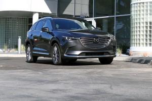 Mazda CX-9 – Vajon eljut Európába?