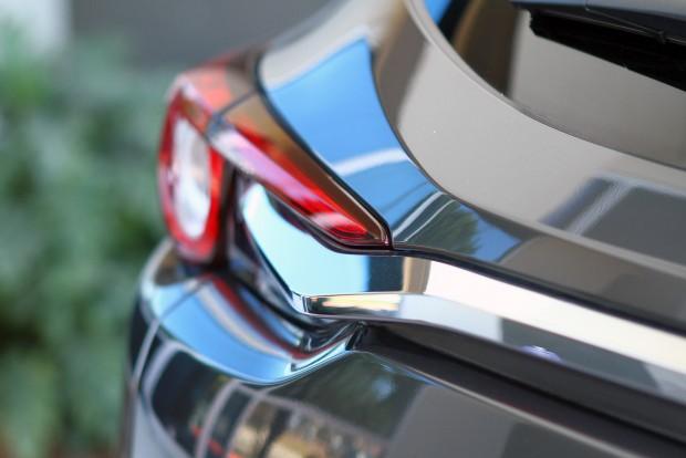 A legszebb Mazda hátsólámpa