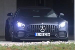 Újabb brutális kupé jön a Mercedestől