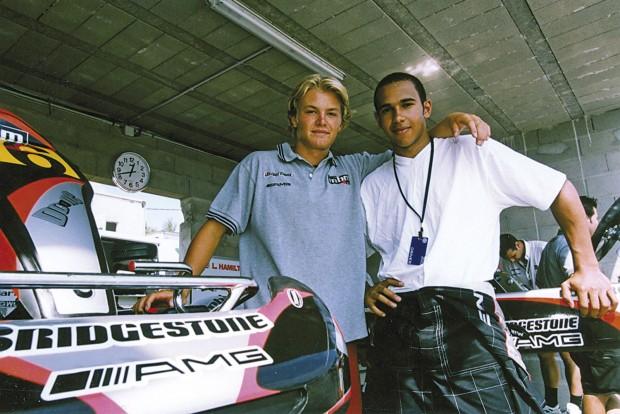 F1: Rosberg újra barátkozna Hamiltonnal