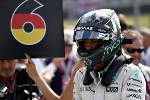 F1: Rosberg nem tudja, mi legyen a rajtszáma