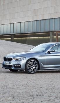 Új 5-ös BMW – Káprázat és parasztvakítás