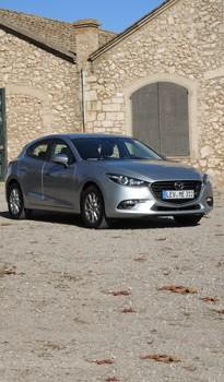 Mazda3: nem csak szép, okos is