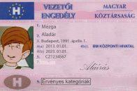 Komoly baj van a magyar jogosítványok megújításánál