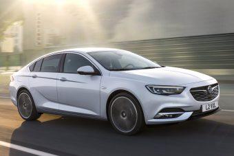 Fotókon a vadonatúj Opel Insignia