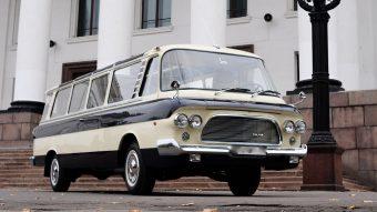Volt idő, amikor az oroszok limuzinból fejlesztettek buszt