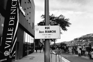 F1: Íme a nizzai Jules Bianchi utca táblája