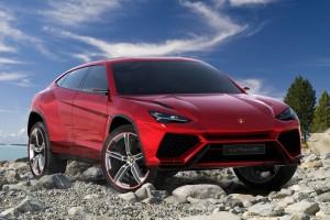 650 lóerős lesz, villanymotort is kaphat a Lamborghini terepjárója