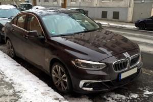 Mégis jön Európába a BMW 1-es szedán?