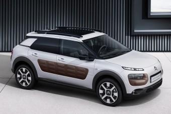 Automata váltó a Citroën C4 Cactusban