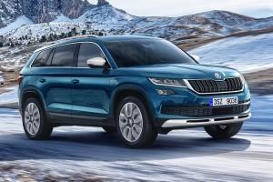 Sárbarát verzió kap a legnagyobb Škoda
