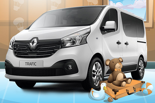 Beteg gyerekeknek gyűjt játékokat a Renault