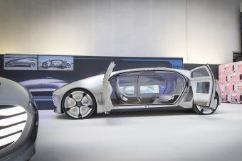 A jövőbe vitt el a Mercedes