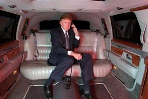 Nem kap új elnöki limuzint Donald Trump