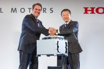 Közösen gyártja majd a jövő erőforrását a GM és a Honda