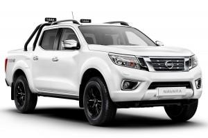 Luxus-pickup a Nissantól