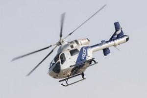 1400 lóerős gépek a magyar rendőrség flottájában