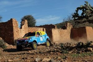 Africa Race: Szalayék feljebb léptek összetettben