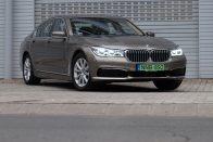 Teszt: BMW 740e